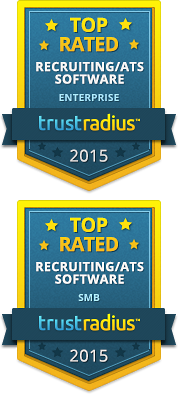 TrustRadius Top Rated Recruiting / ATS Software for SMB and Enterprise 2015