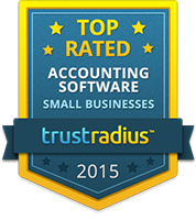TrustRadius Top Rated Accounting Software for Small Businesses 2015