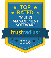 2016 Top Rated Talent Management Software Badge