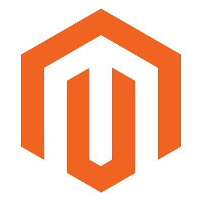 Magento Commerce, part of Adobe Commerce Cloud logo