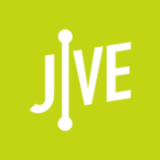 Jive Hosted VoIP logo