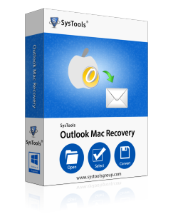 Systools Outlook Mac Recovery logo