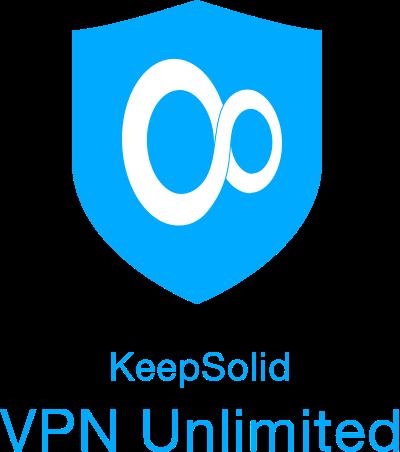 KeepSolid OEM VPN Unlimited logo