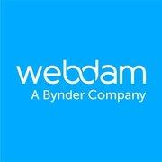 WebDAM logo