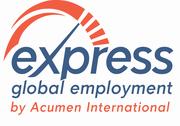 Express Global Employment, by Acumen International