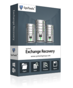 SysTools Exchange Recovery logo