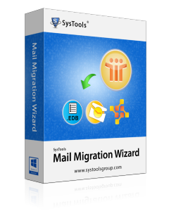 SysTools Lotus Notes to Mail Migration Wizard logo