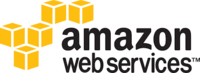Amazon Elastic Compute Cloud (EC2) logo