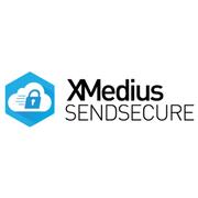 XMediusSENDSECURE logo