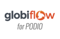 GlobiFlow for Podio logo