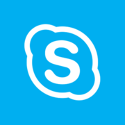 Skype for Business (formerly Lync) logo