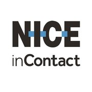 NICE inContact CXone logo