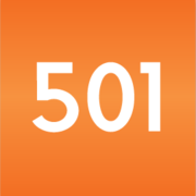 501 Auctions logo