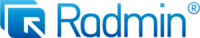 Radmin Remote Administrator logo