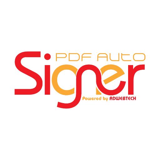 PDF AutoSigner