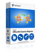 SysTools Office 365 to Office 365 Migrator logo