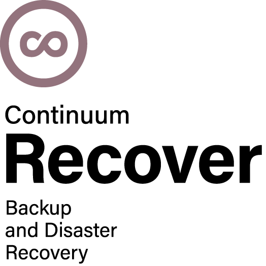 Continuum Recover, a ConnectWise solution