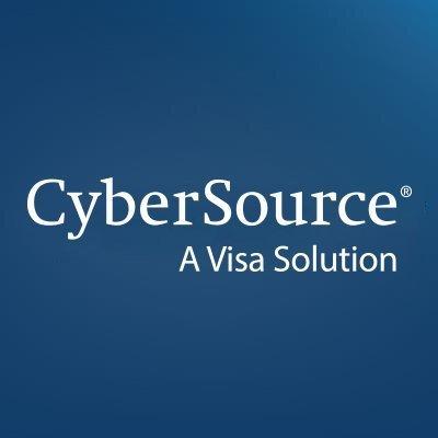 CyberSource logo