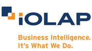 iOLAP Application Managed Services (AMS) logo