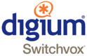 Digium Switchvox logo