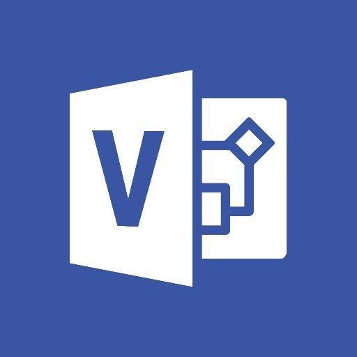 Microsoft Visio logo