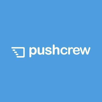PushCrew logo
