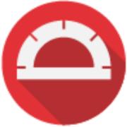 Protractor logo