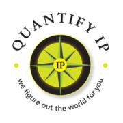 Quantify IP Portfolio Estimator - Trademarks