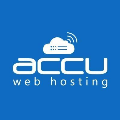 AccuWebHosting.Com - Windows Personal Hosting logo
