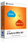 SysTools G Suite to Office 365 Migrator logo