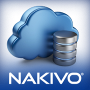 NAKIVO Backup & Replication logo