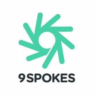 9 Spokes logo