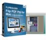 Flip PDF Pro for Mac logo