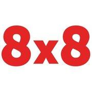 8x8 Contact Center logo