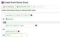 Create Smart Device Groups