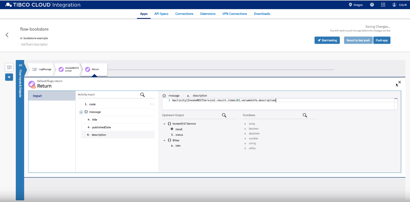 TIBCO Cloud Integration (including BusinessWorks and Scribe