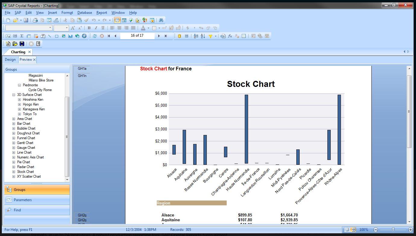 SAP Crystal Reviews & Ratings | TrustRadius