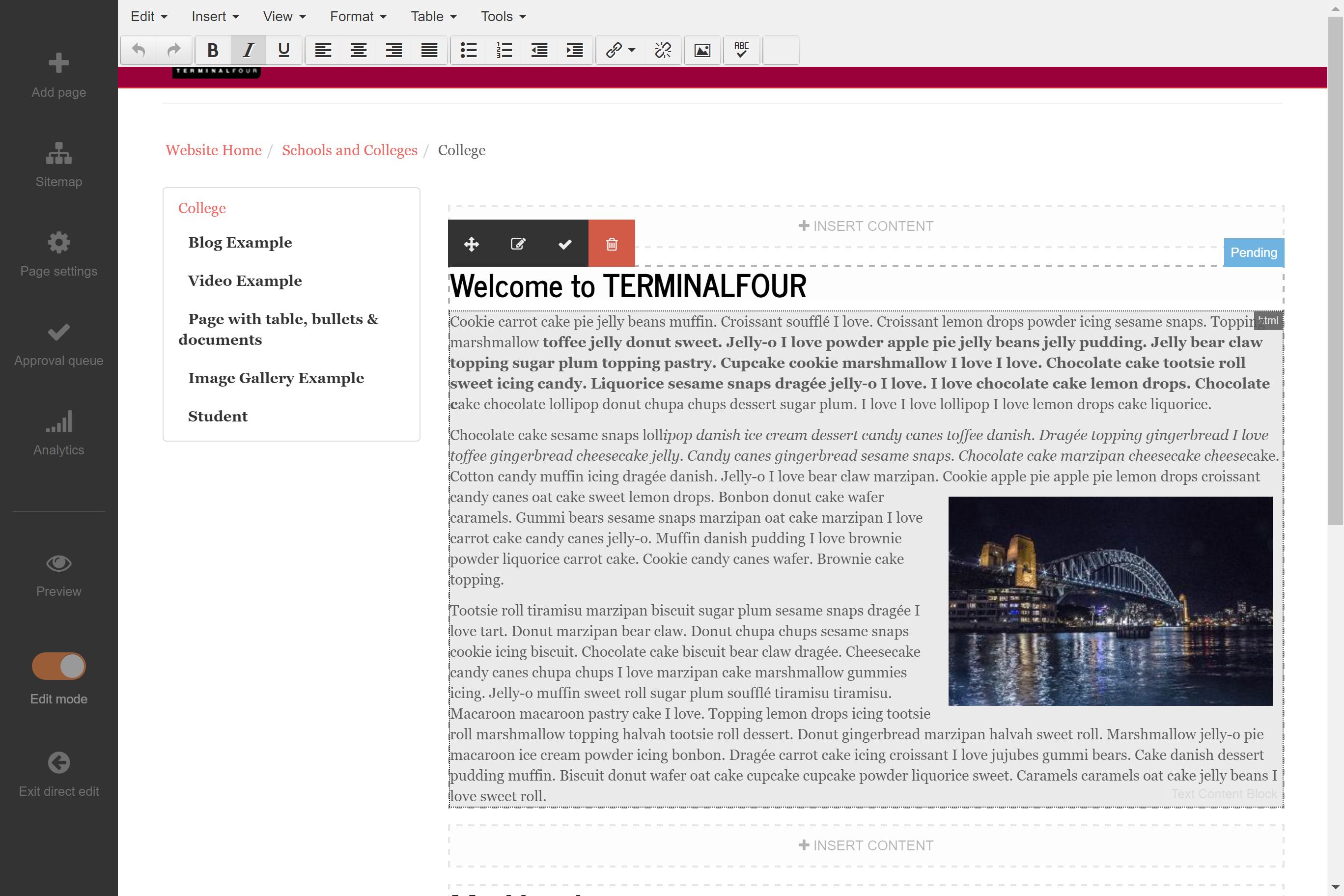 TERMINALFOUR Reviews & Ratings | TrustRadius