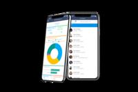 Lead management mobile application