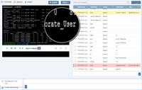 Management tool log