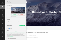 The simplest way to build branded event pages. Build a customized event page in less than 5 minutes with our simple event creator.  With Picatic Pro, you'll be in full control of the branding of your event page, tickets and transactional emails. Your event, your brand.