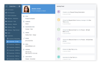 Import your contacts and organize into lists, smart segments, and folders. Map custom fields with CRM or other apps, and see activities unfold in real time.