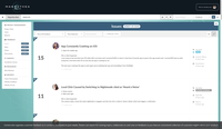Collaborative Feedback: Centercode organizes customer feedback as it comes in and based on your needs. Testers can search for existing topics, collaborate on, and vote on feedback so you have an uncluttered collection of customer insights about your product.