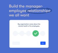 Build the manager-employee relationships we all want