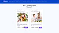3veta - Booking page example