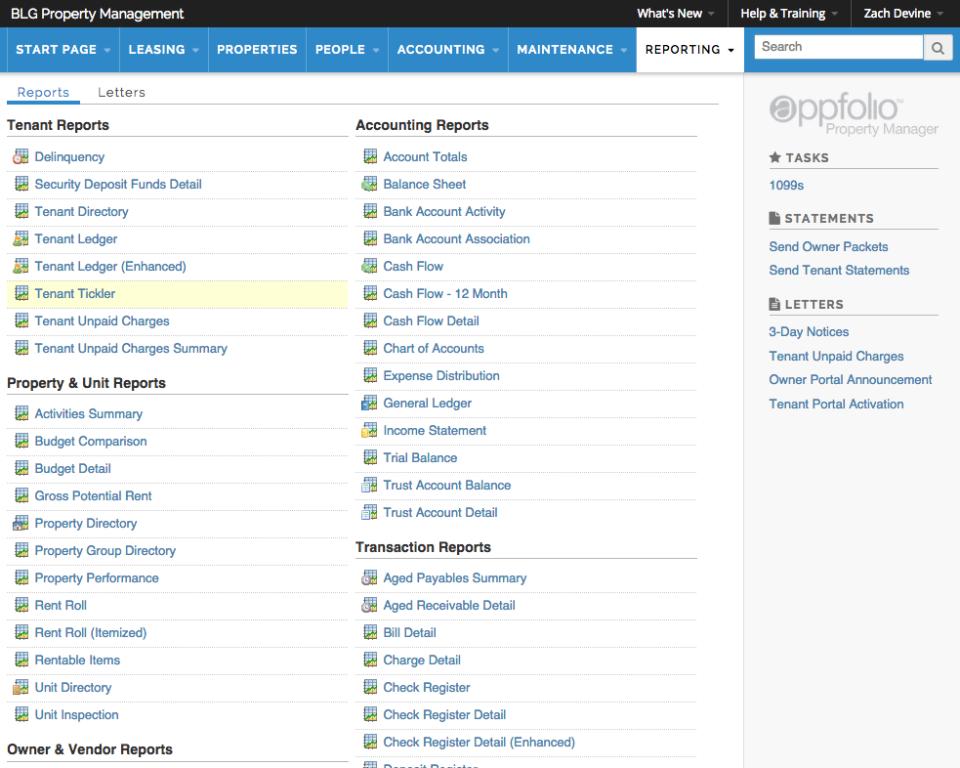 AppFolio Reviews & Ratings | TrustRadius