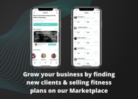 Grow your business by selling fitness plans and discovering new clients on the WeStrive Marketplace