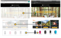 User Friendly Tooling: Empower non-technical teams to manage the look & feel of the digital storefront with drag-&-drop functionality, preview environments, & intuitive content management tools.
