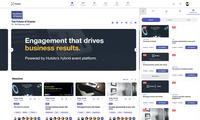 Happening Now - Hubilo Virtual Event Platform