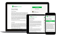 Candidates can apply for jobs from their desktop or mobile device. All job postings are dynamic and mobile optimized.